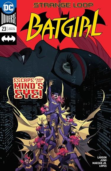 Batgirl Cover - 7/1/2018