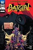 Batgirl Comic 7/1/2018
