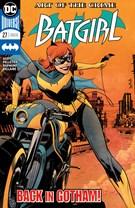 Batgirl Comic 11/1/2018