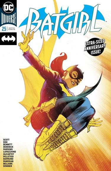 Batgirl Cover - 10/1/2018