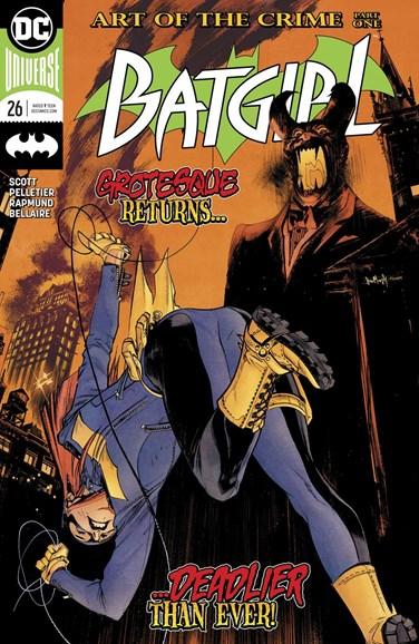 Batgirl Cover - 10/15/2018