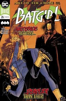 Batgirl | 10/2018 Cover