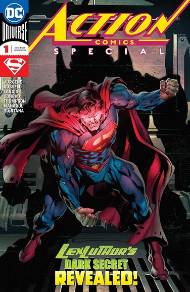 Action Comics Cover - 7/1/2018