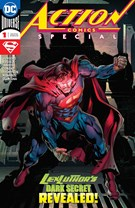 Superman Action Comics 7/1/2018