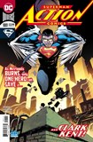 Superman Action Comics | 9/1/2018 Cover