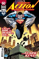 Superman Action Comics 9/1/2018