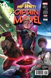 Captain Marvel Comic | 7/1/2018 Cover