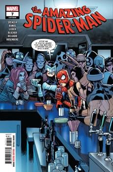 Amazing Spider-Man   12/2018 Cover