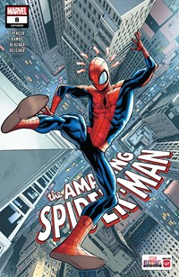 Superior Spider Man Comic | 12/15/2018 Cover