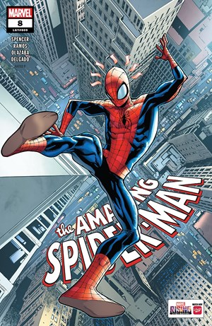 Superior Spider Man Comic | 12/15/2018 Cover