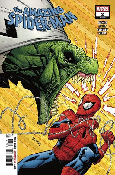 Amazing Spider-Man Cover - 9/15/2018