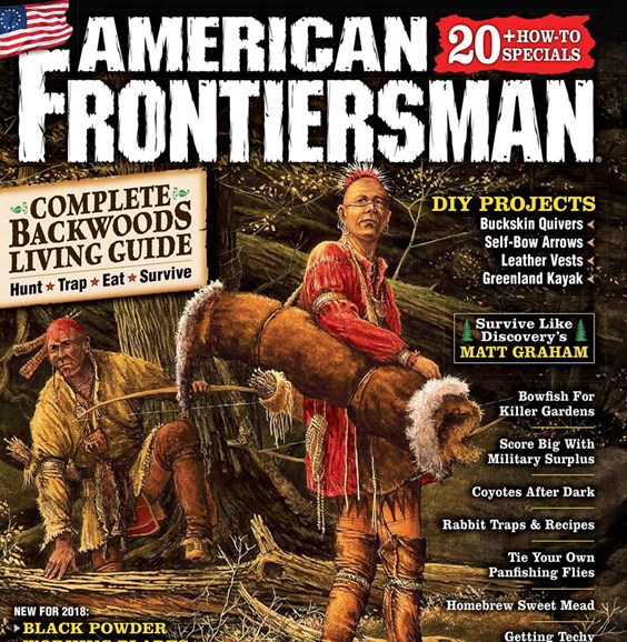American Frontiersman Cover - 6/1/2018