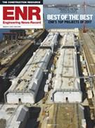 Engineering News Record Magazine 3/5/2018
