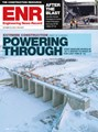 Engineering News Record Magazine | 10/29/2018 Cover