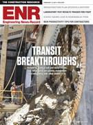 Engineering News Record Magazine 2/13/2017