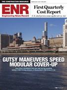 Engineering News Record Magazine 3/20/2017