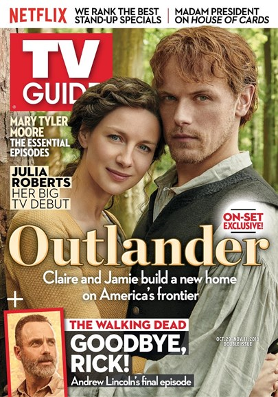 TV Guide Cover - 10/29/2018