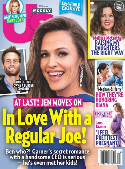 Us Weekly Cover - 11/5/2018