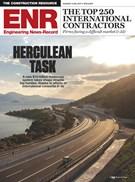 Engineering News Record Magazine 8/21/2017
