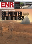 Engineering News Record Magazine 9/4/2017