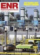 Engineering News Record Magazine 10/16/2017