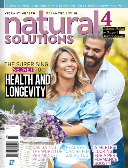 Natural Solutions Cover - 6/1/2018
