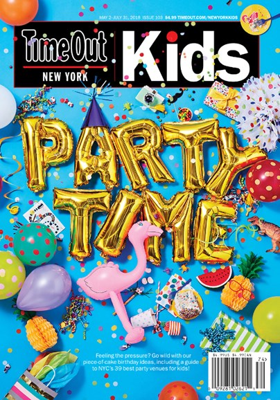 Time Out New York Kids Cover - 5/2/2018