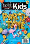 Time Out New York Kids Magazine | 5/2/2018 Cover