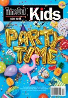Time Out New York Kids Magazine 5/2/2018