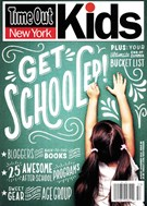 Time Out New York Kids Magazine 8/1/2015