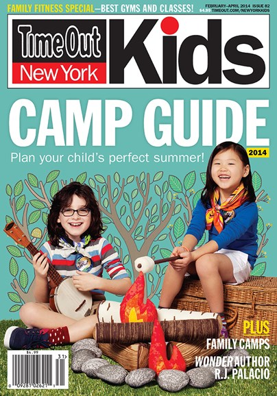 Time Out New York Kids Cover - 2/1/2014