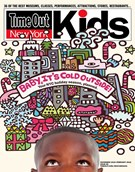 Time Out New York Kids Magazine 11/1/2015