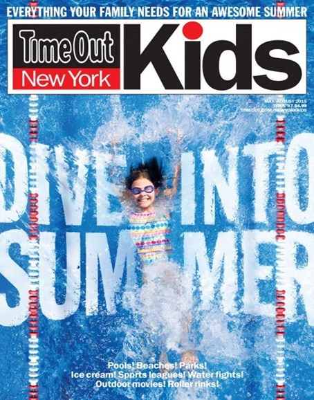 Time Out New York Kids Cover - 5/1/2015