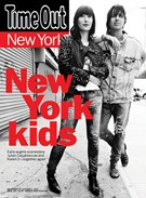 Time Out New York Kids Magazine 9/25/2014