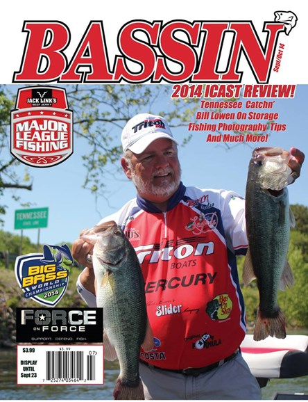 Bassin' Cover - 9/1/2014