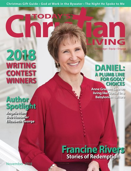 Today's Christian Living Cover - 11/1/2018