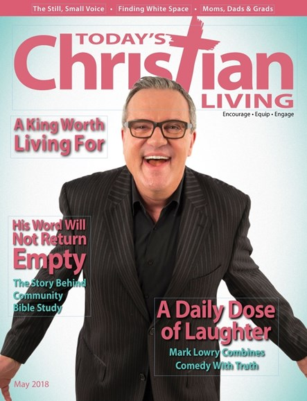 Today's Christian Living Cover - 5/1/2018