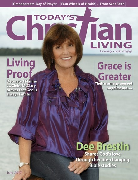 Today's Christian Living Cover - 7/1/2017