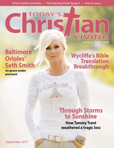 Today's Christian Living Cover - 9/1/2017