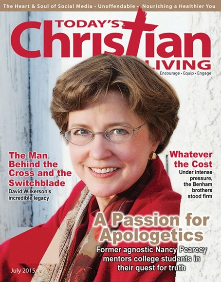 Today's Christian Living Cover - 7/1/2015