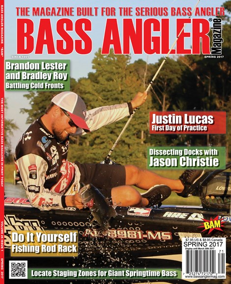 Bass Angler Cover - 3/1/2017