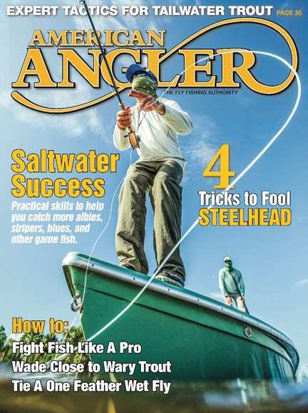American Angler Cover - 9/1/2017