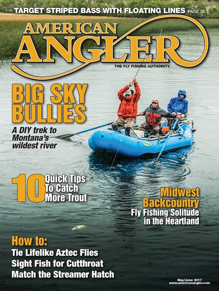 American Angler Cover - 5/1/2017