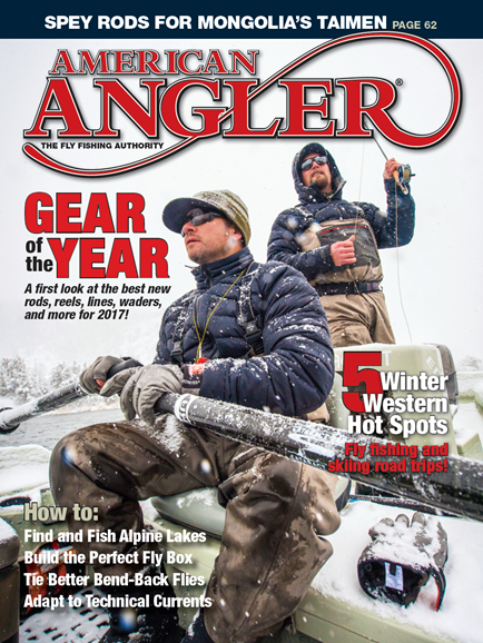 American Angler Cover - 1/1/2017