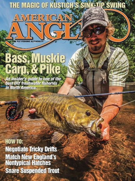 American Angler Cover - 5/1/2018