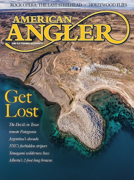 American Angler Cover - 9/1/2018
