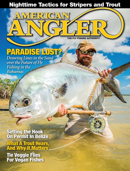 American Angler Cover - 7/1/2016