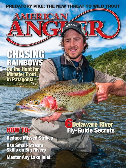 American Angler Cover - 11/1/2016