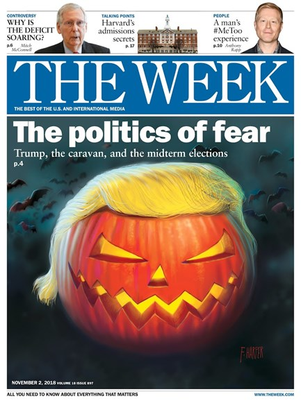 The Week Cover - 11/2/2018