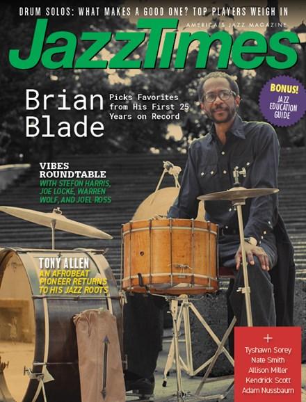 JazzTimes Cover - 11/1/2018